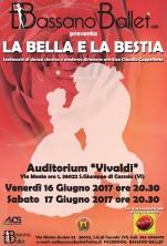 Spettacolo di danza classica all' Auditorium Vivaldi