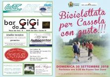 Biciclettata per Cassola con Gusto