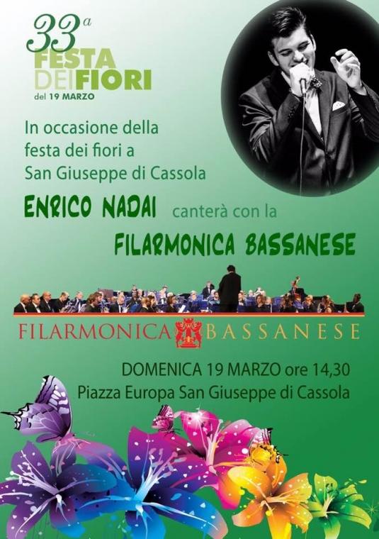 33° Festa dei fiori a San Giuseppe