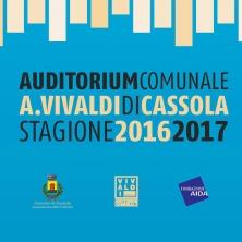 Programma Auditorium A.Vivaldi stagione 2016 - 2017