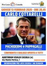 INCONTRO CON IL DOTT. CARLO COTTARELLI